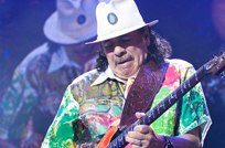 Review: Carlos Santana at The O2