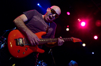 Review: Joe Satriani at Vicar St.