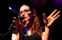 Ingrid Michaelson at The Academy | Review