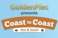 Coast to Coast: Tea & Toast | Event
