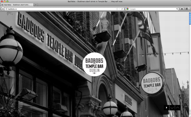 Homepage Slider 1 – Landing Page