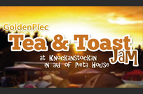 Tea & Toast Jam at Knockanstockan | Event